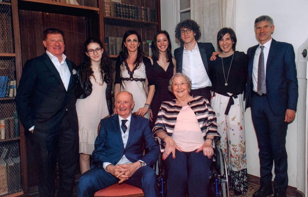 La famiglia Forato